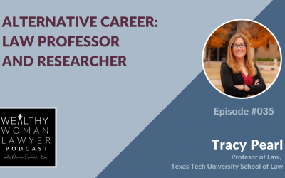 Tracy Pearl | Alternative Career: Law Professor and Researcher