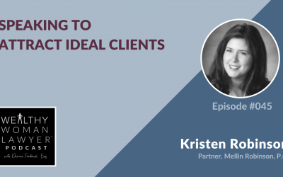 Kristen Robinson | Speaking to Attract Ideal Clients