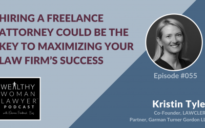 Kristin Tyler | Hiring A Freelance Attorney Could Be the Key to Maximizing Your Law Firm's Success