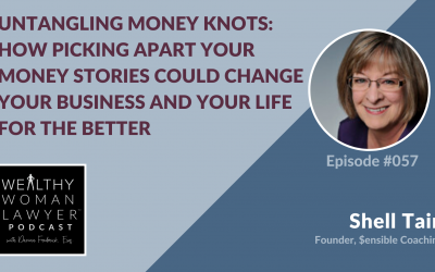 Shell Tain | Untangling Money Knots: How Picking Apart Your Money Stories Could Change Your Business and Your Life for the Better